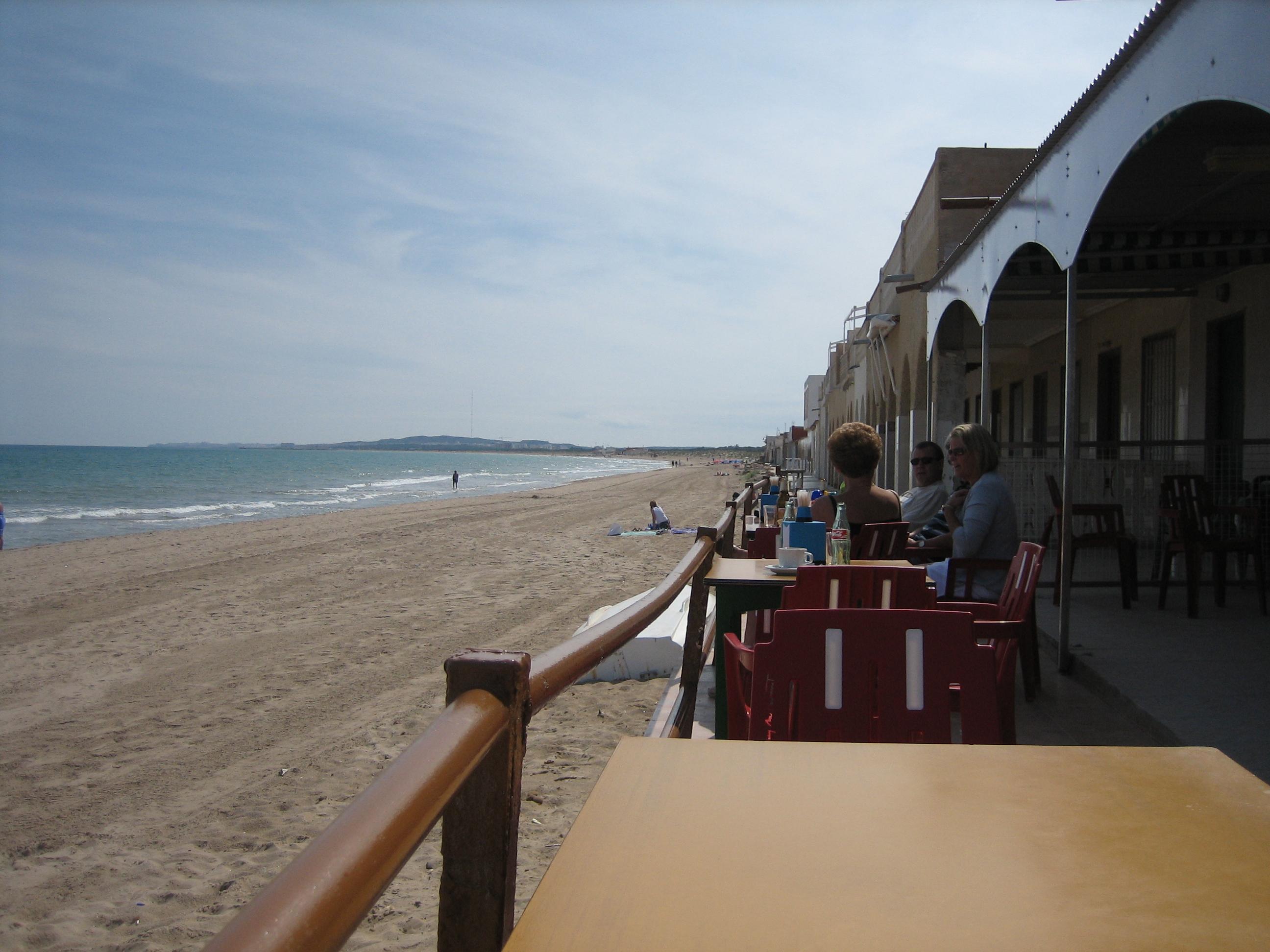 Foto playa El Pinet. playa del pinet, josetxo19