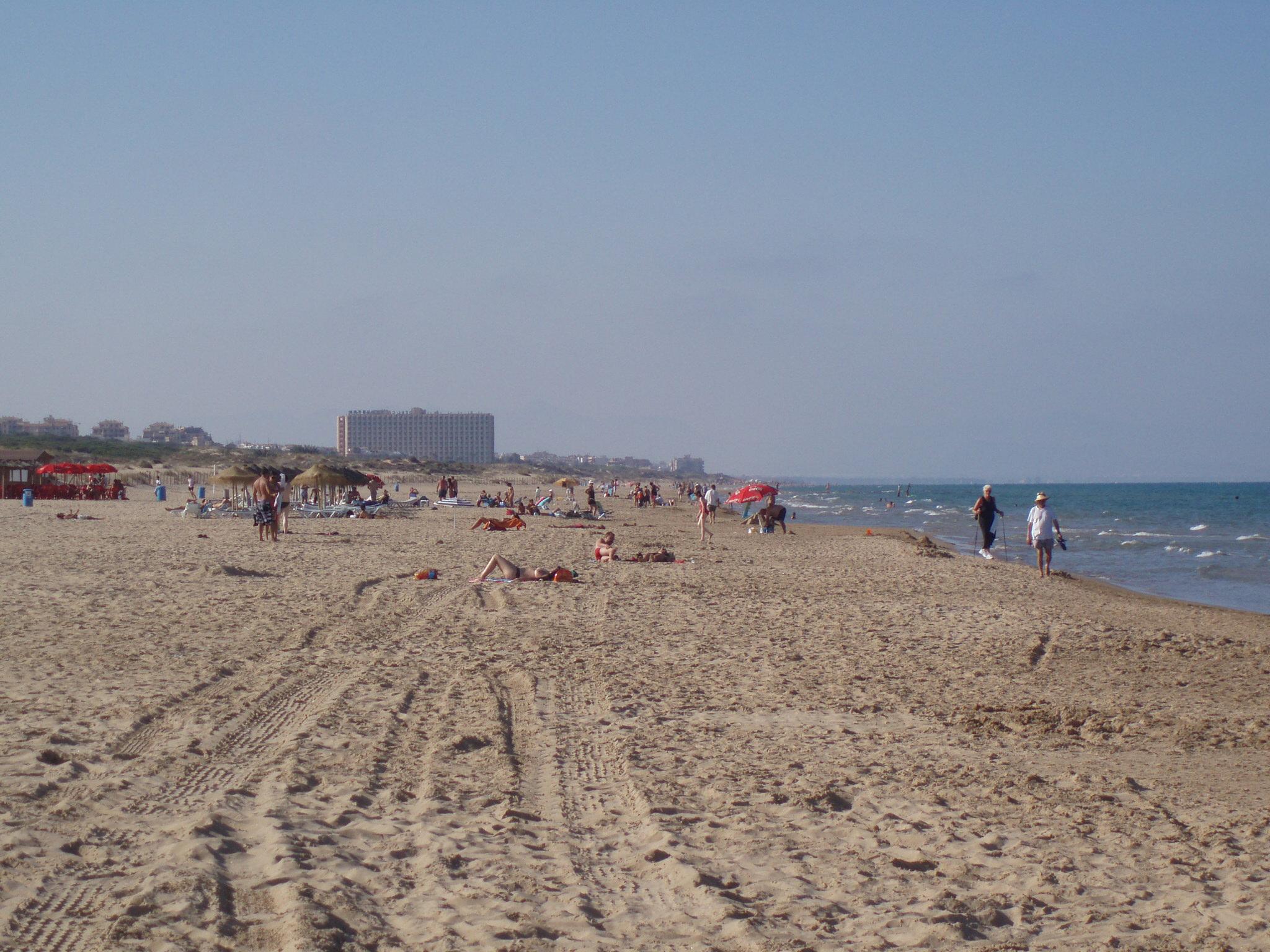 Foto playa El Campo. Playa