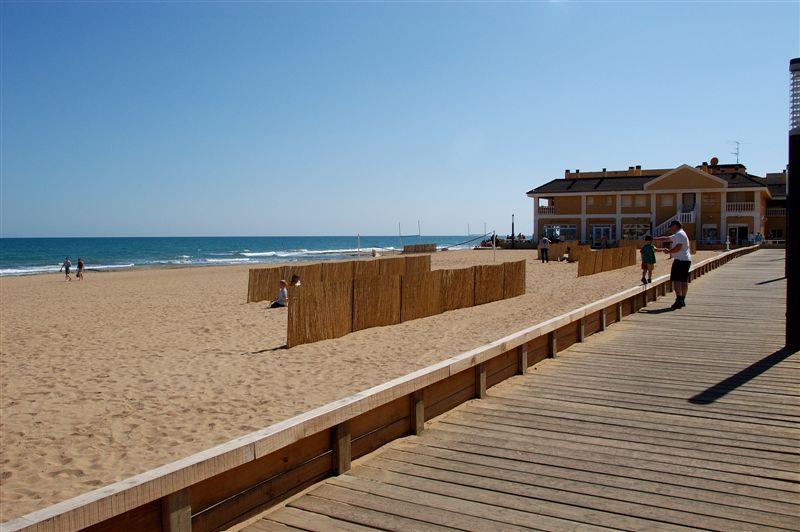 Foto playa Torrelamata. Playa La Mata, Torrevieja © (Foto_Seb)