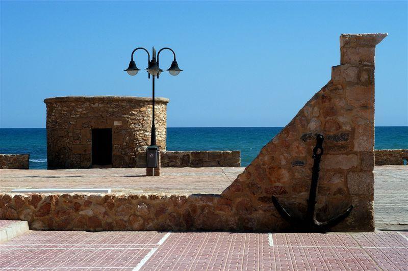 Foto playa Torrelamata. Torre La Mata, Torrevieja © (Foto_Seb)