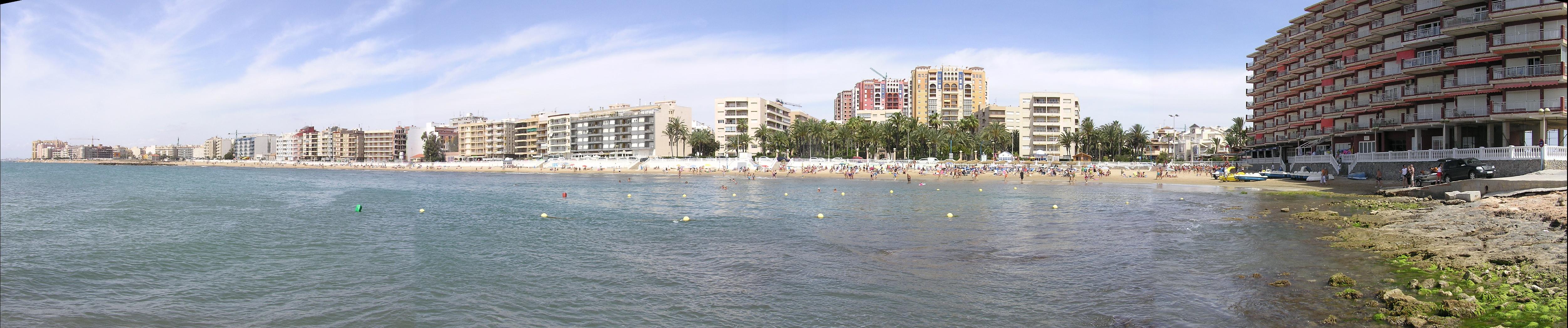 Playa Cala de la Higuera