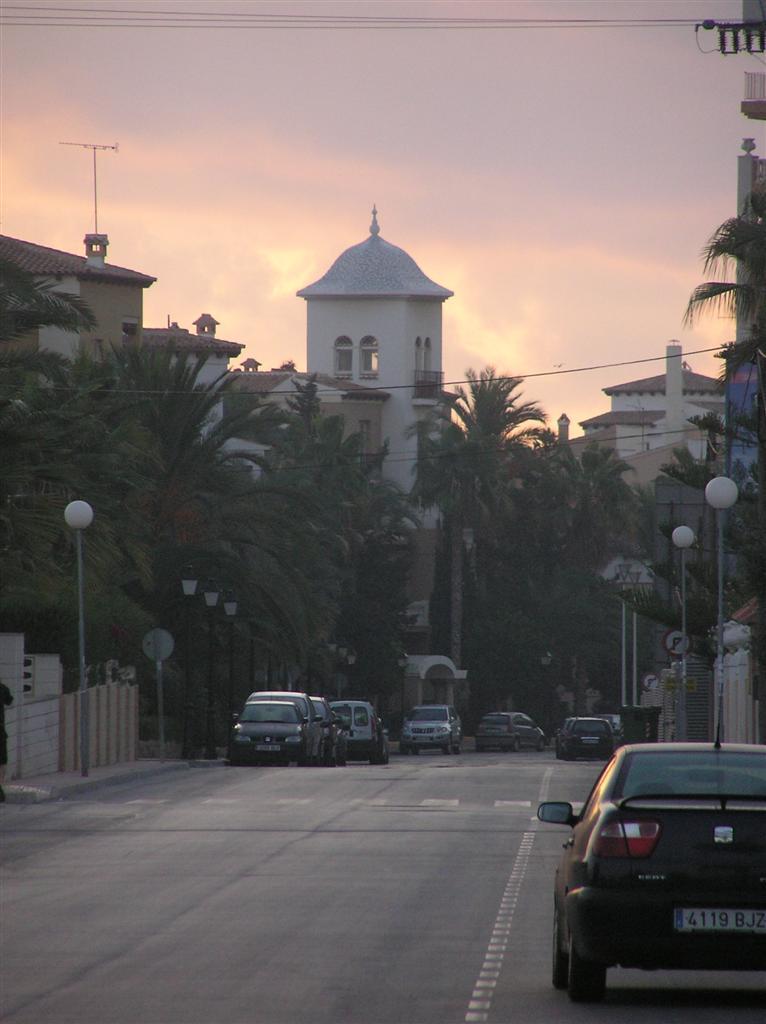 Foto playa Cala de la Higuera. Avenida Roëntgen