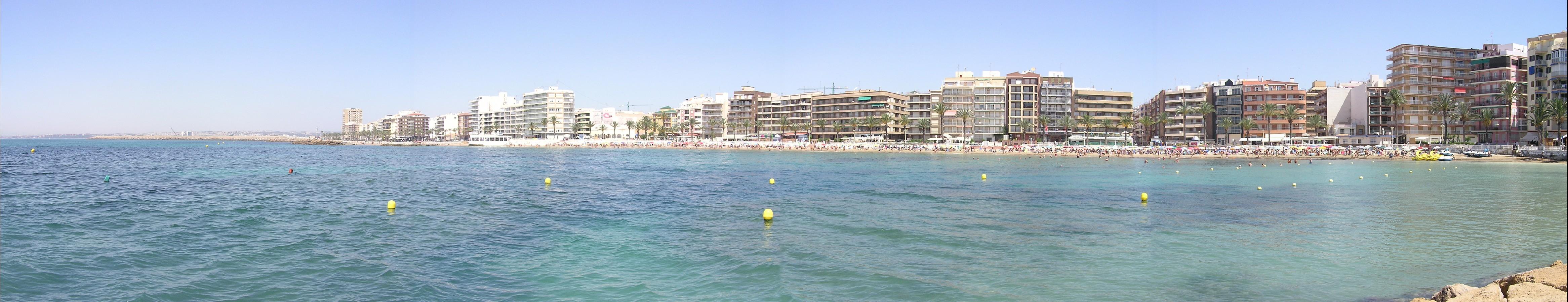 Foto playa Cala del Palangre / Tamarit. Playa del Cura