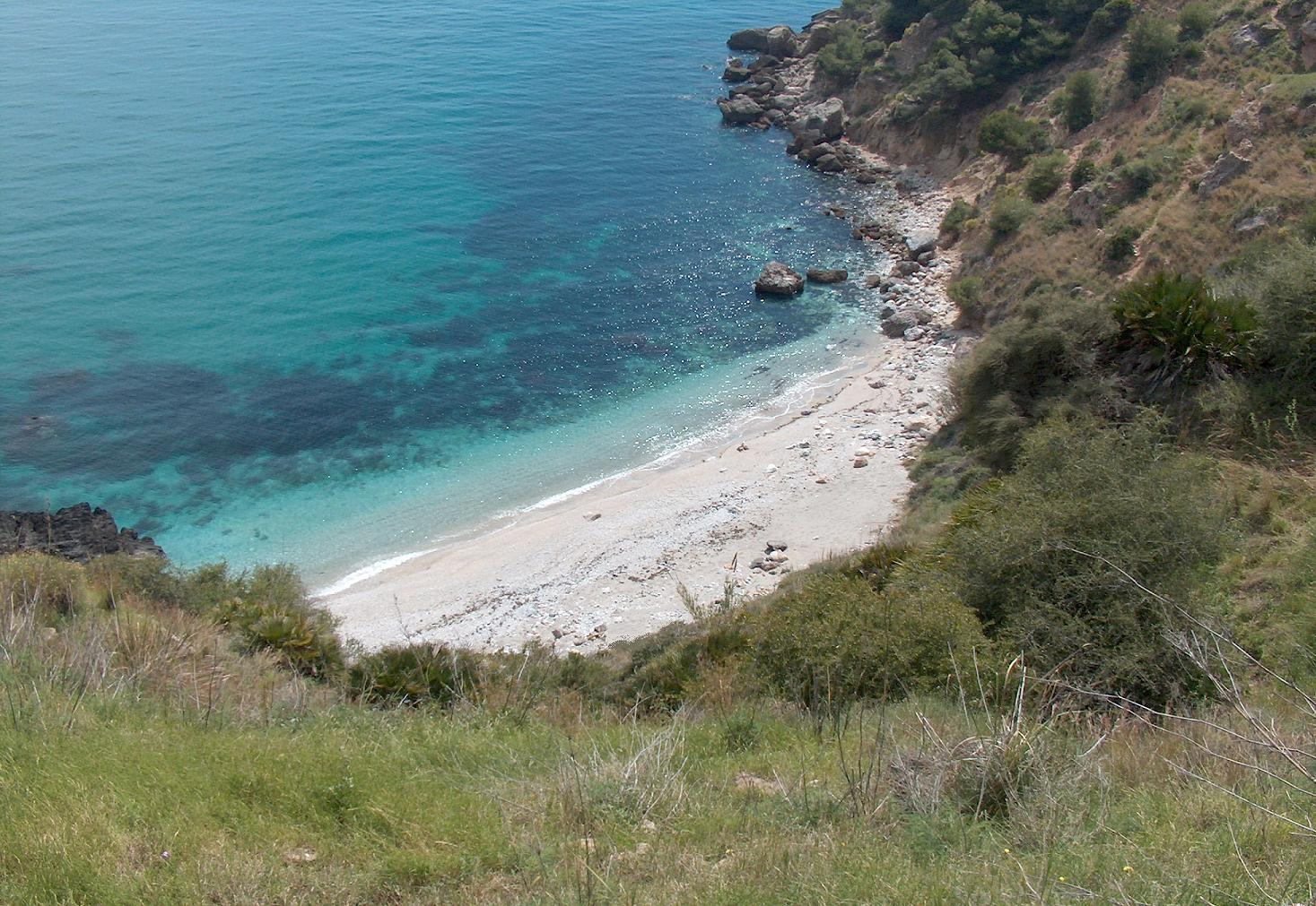 Foto playa Molino de Papel.