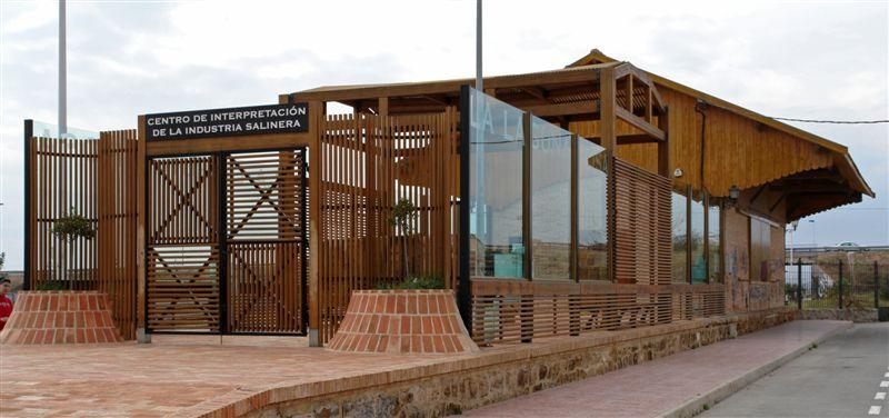 Foto playa El Acequión. Centro de Interpretación de la Industria Salinera La Laguna Rosa, Torrevieja © (Foto_Seb)
