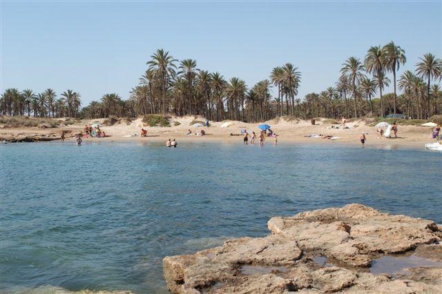 Playa Cala de las Piteras