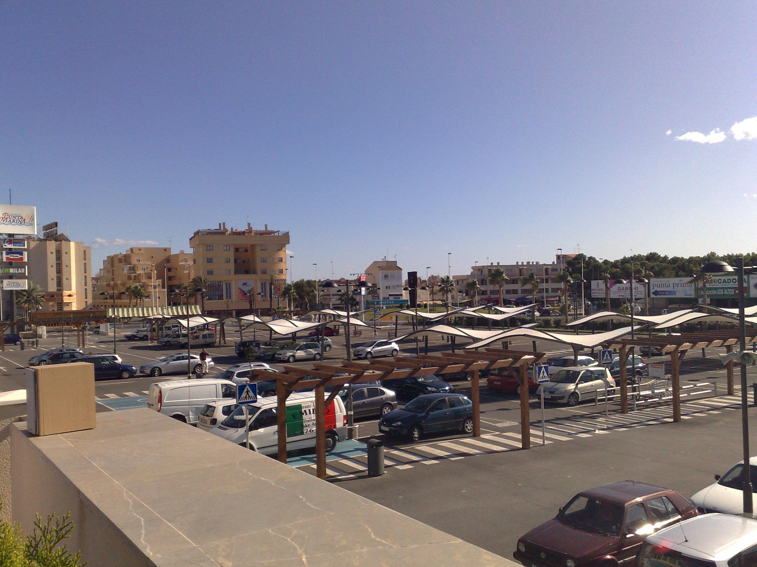 Foto playa Cala Estaca / Playa Flamenca. eroski center