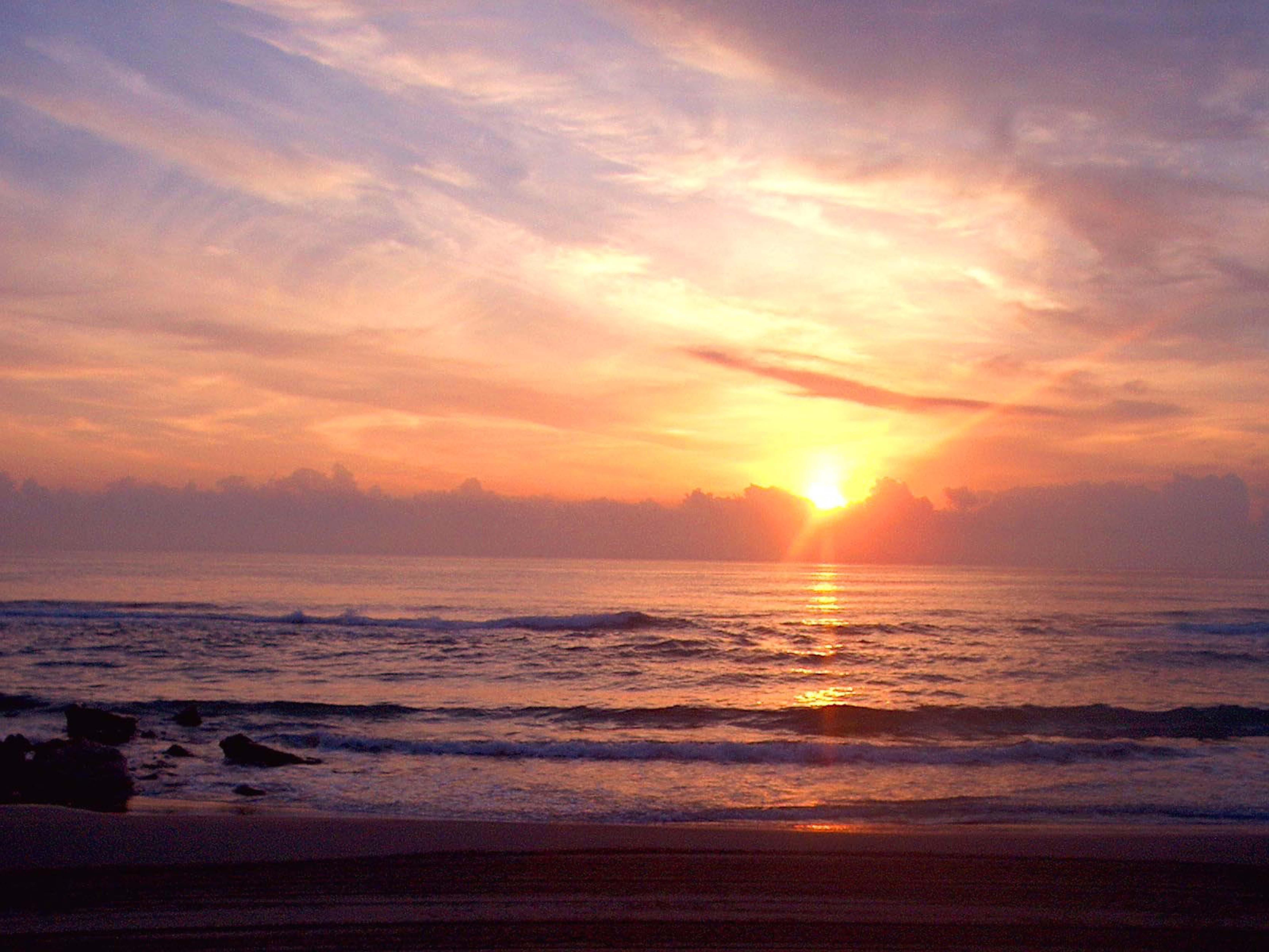 Foto playa Cala Capitán. Sunrise