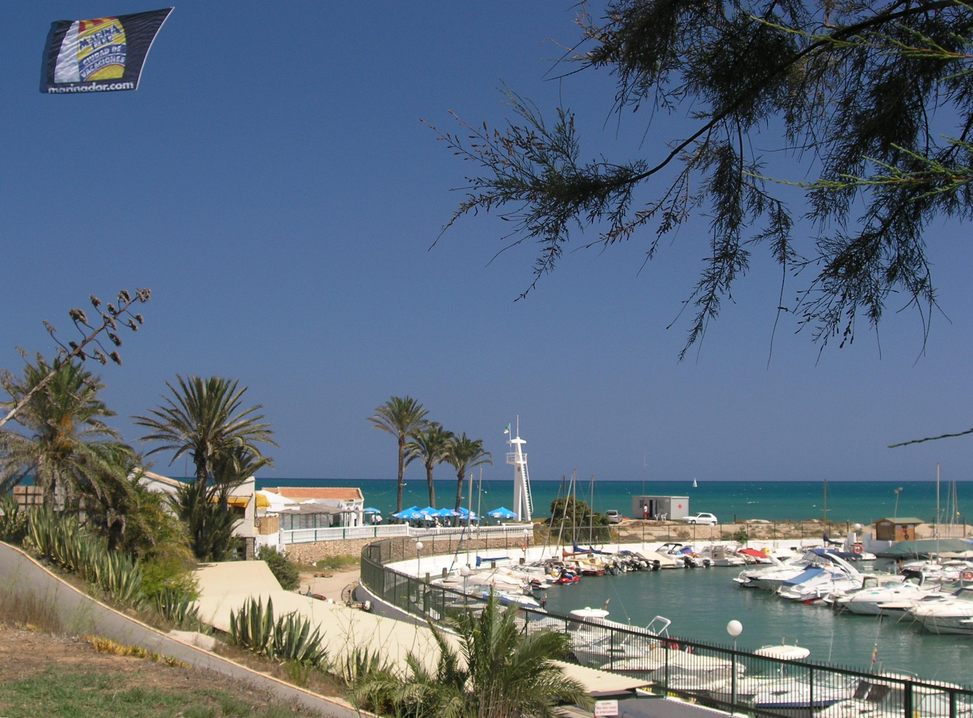 Foto playa Aguamarina. Campoamor
