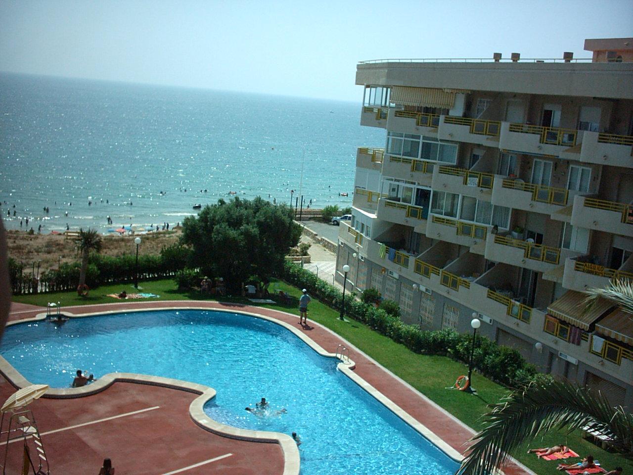 Playa Río Seco / Playa del Rio