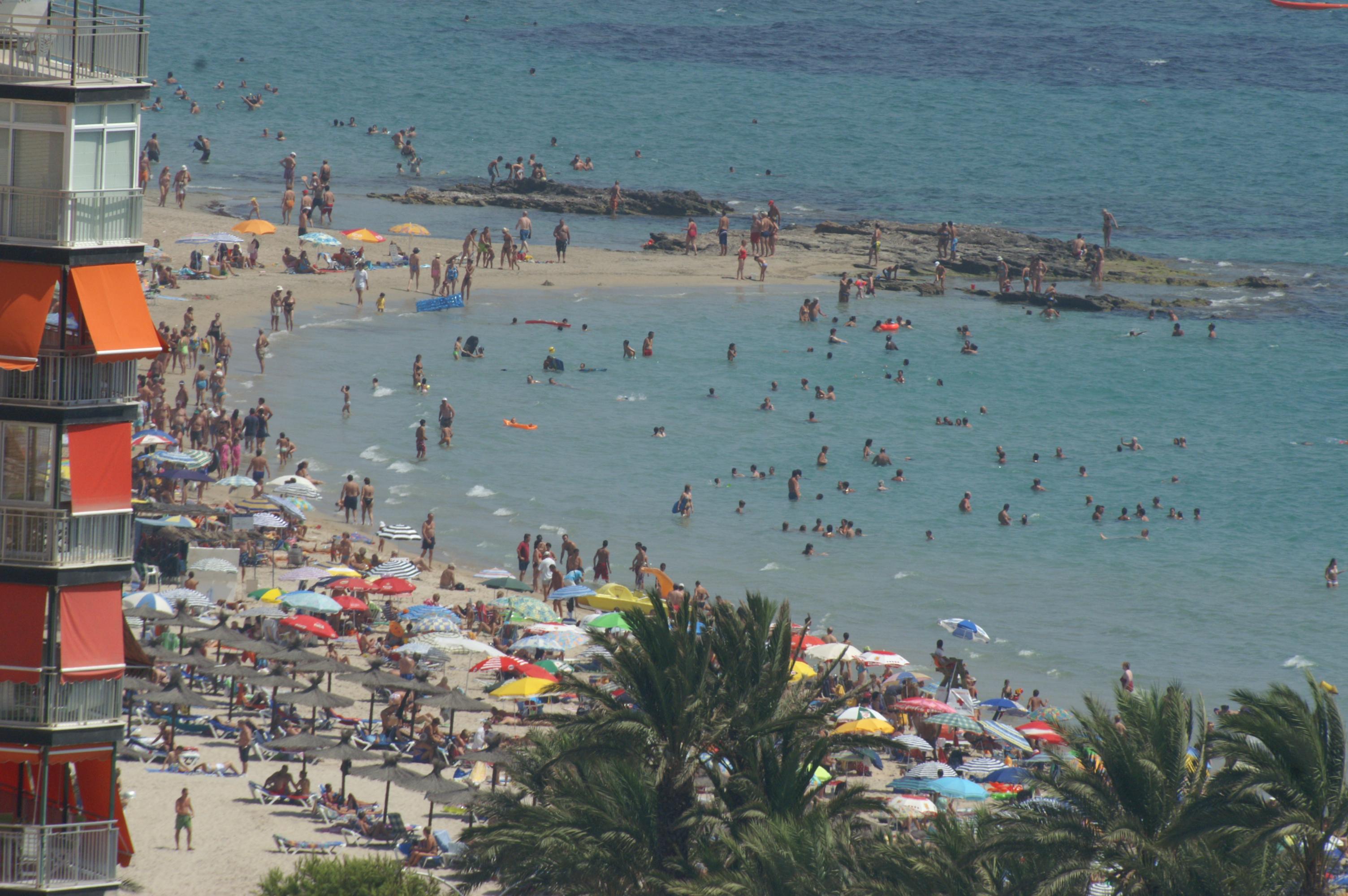 Playa Calas de Rocamar