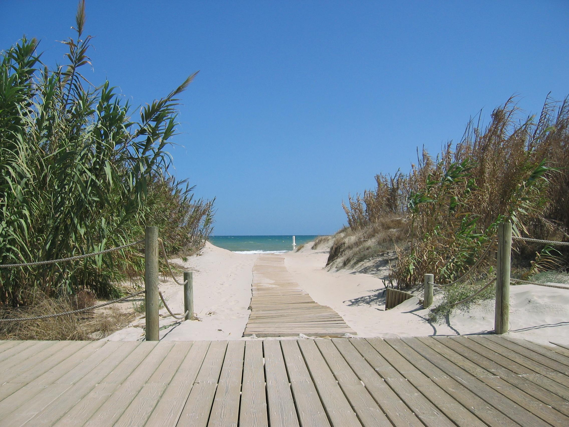 Foto playa El Mojón. Playa Higuericas, El Mojón