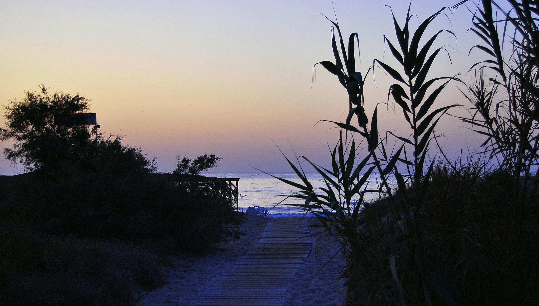 Foto playa El Mojón. Â¡Vamos a la playa!