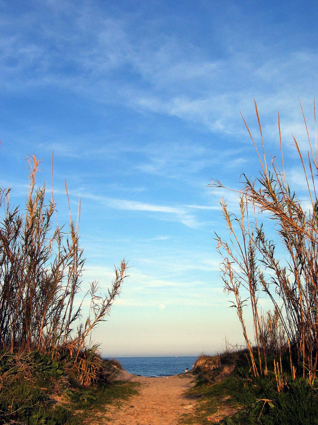 Foto playa El Mojón. Playa del Mojón
