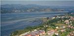 Foto playa Aceveira / Sartaxes / Abuín. Estuario del Ulla