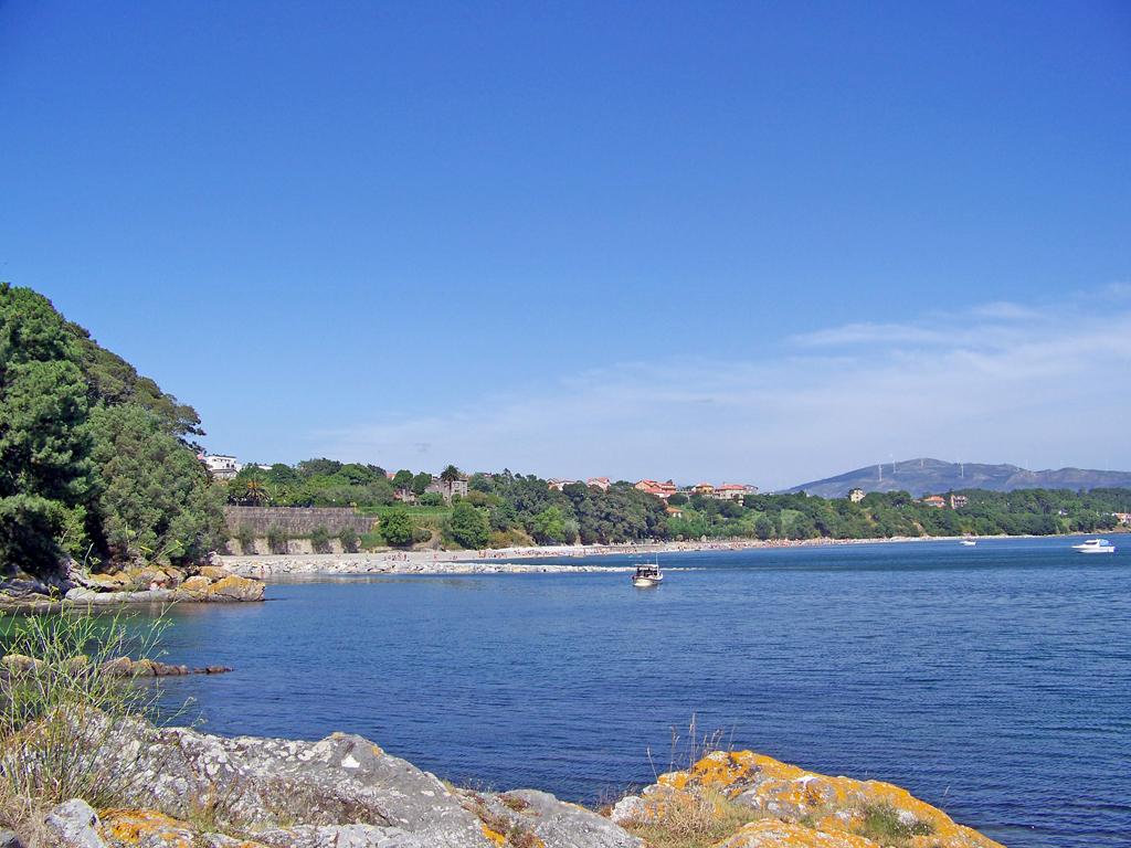 Foto playa Pereira Torta. Rianxo