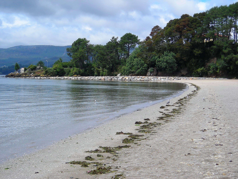 Foto playa Pereira Torta. Praia de Tanxil