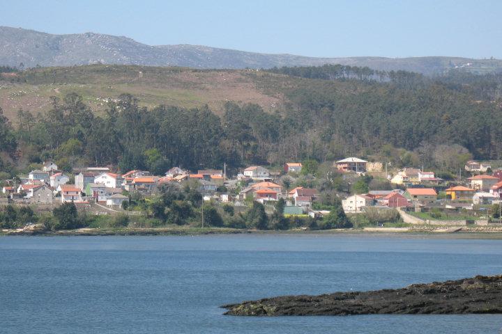Foto playa Area Basta. Quinteiro