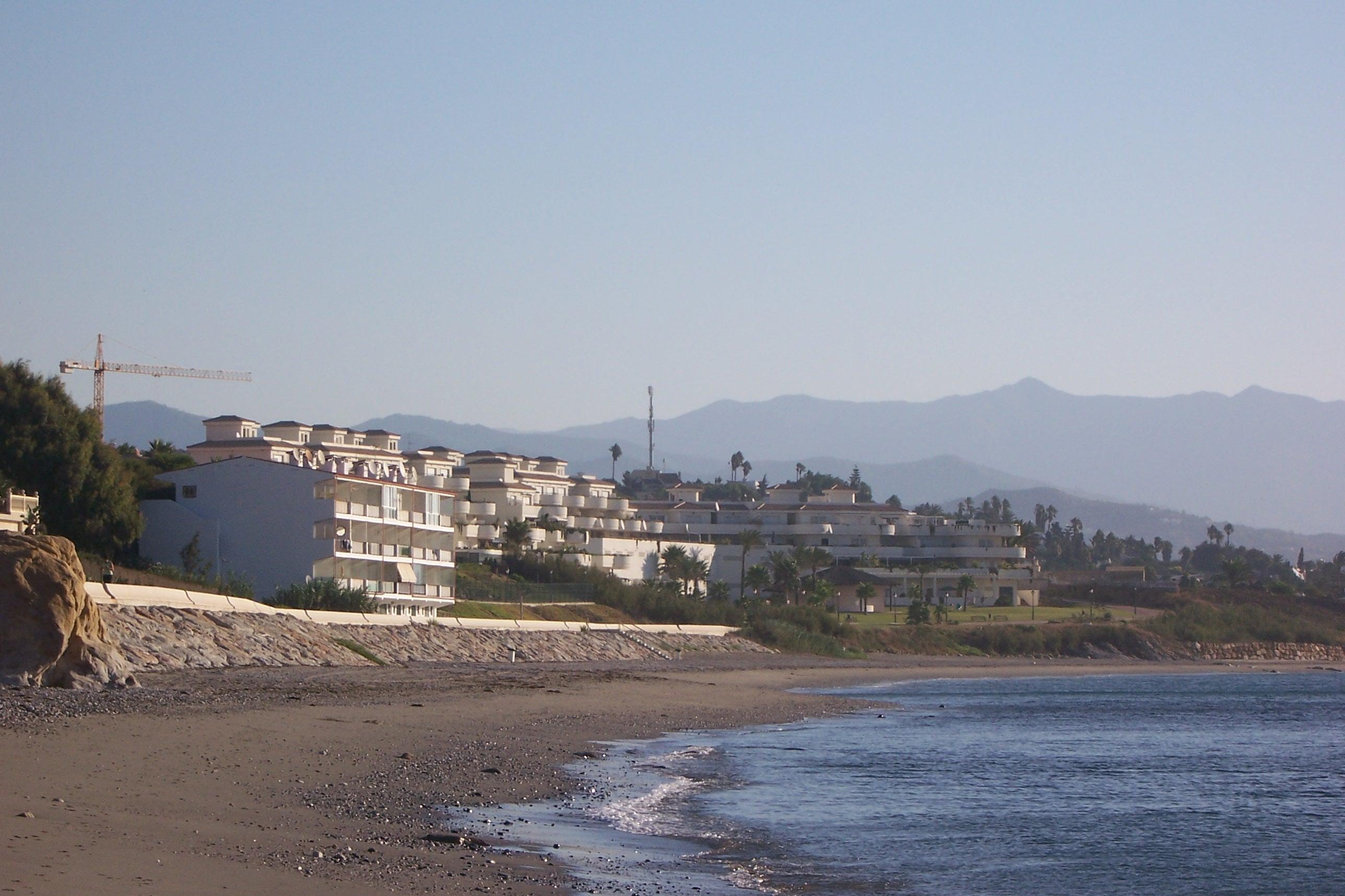 Foto playa Bahía Dorada. Buenas Noches costa