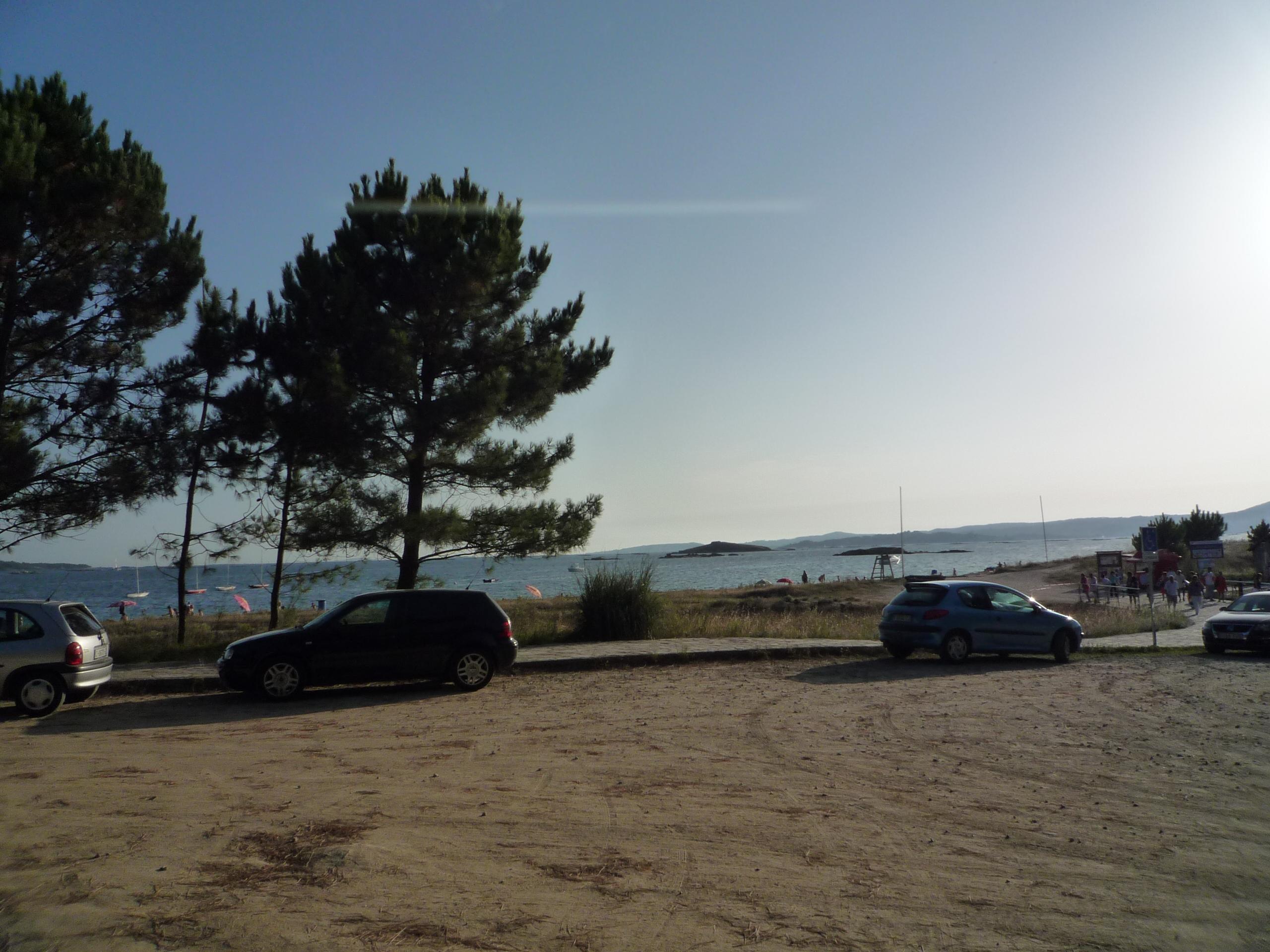 Foto playa Carragueiros. Praia da Retorta