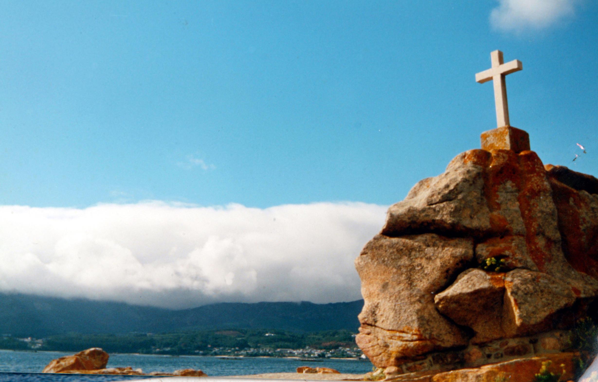 Foto playa Piñeirón. Boiro - A Crus de Cabo