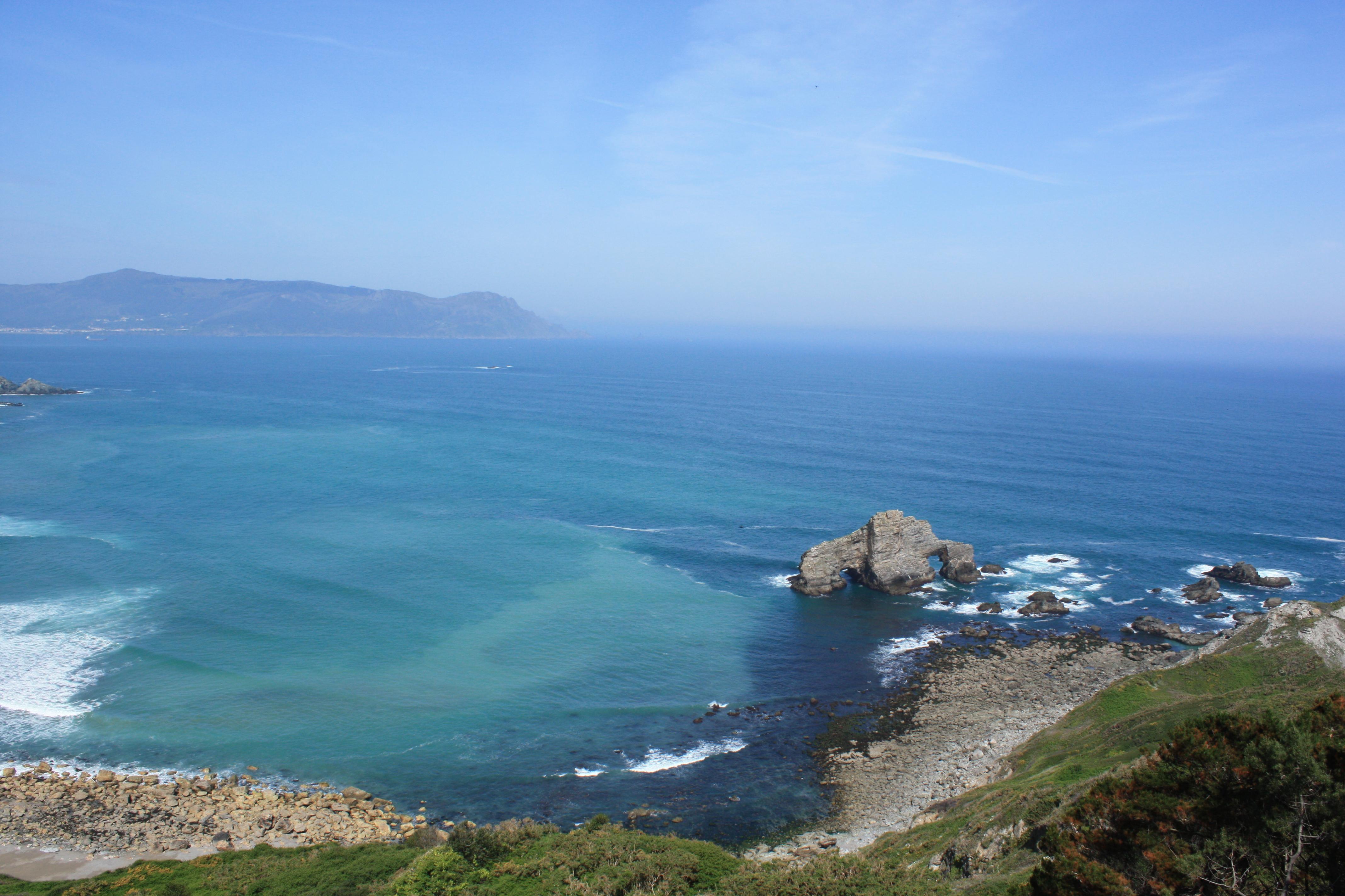 Foto playa Ribeira Grande. Pena Furada