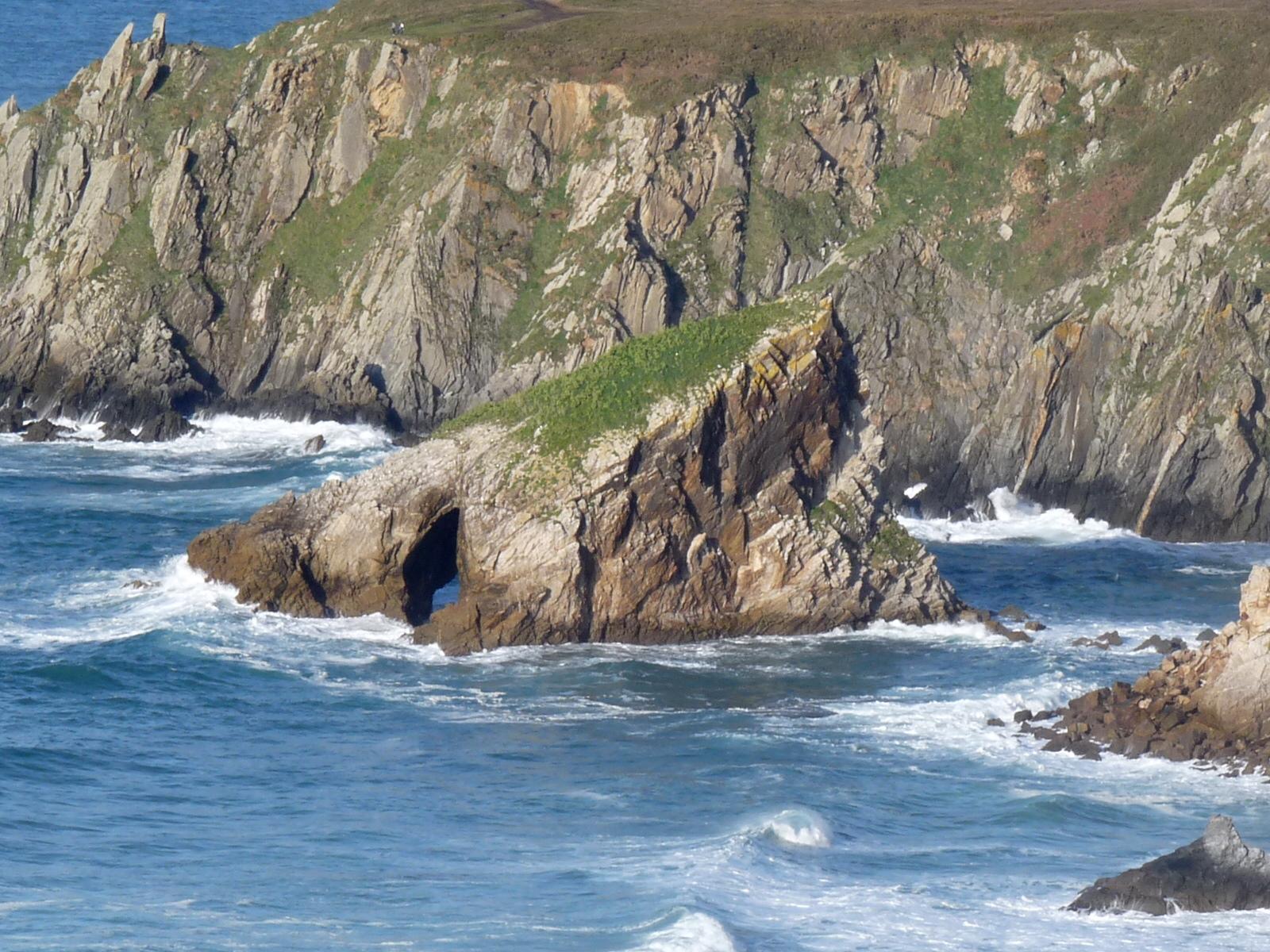 Foto playa Ribeira Grande. O Coitelo, desde el oeste