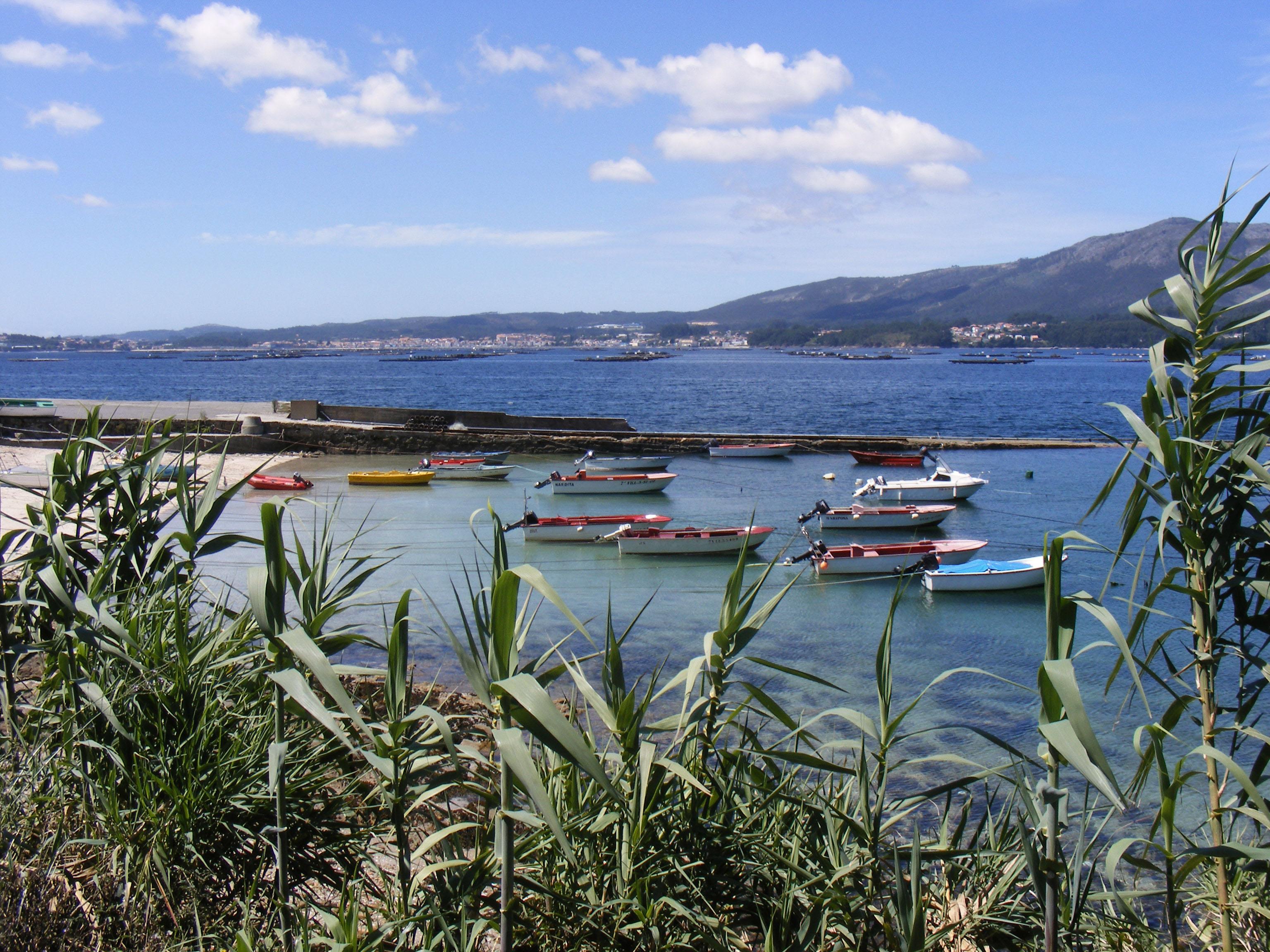 Foto playa Area do Río / Esteiro / Tras das Eiras. Cabo da Cruz