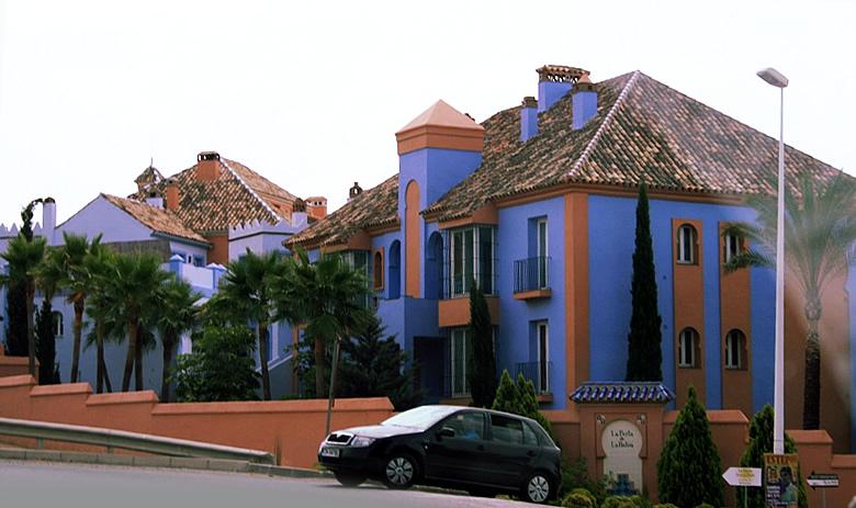 Foto playa La Galera. Andalusien 2008