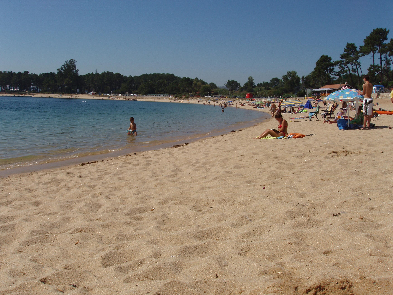 Foto playa Lombiña / Lombiña-Cabío. Playa de Cabio - Septiembre 07