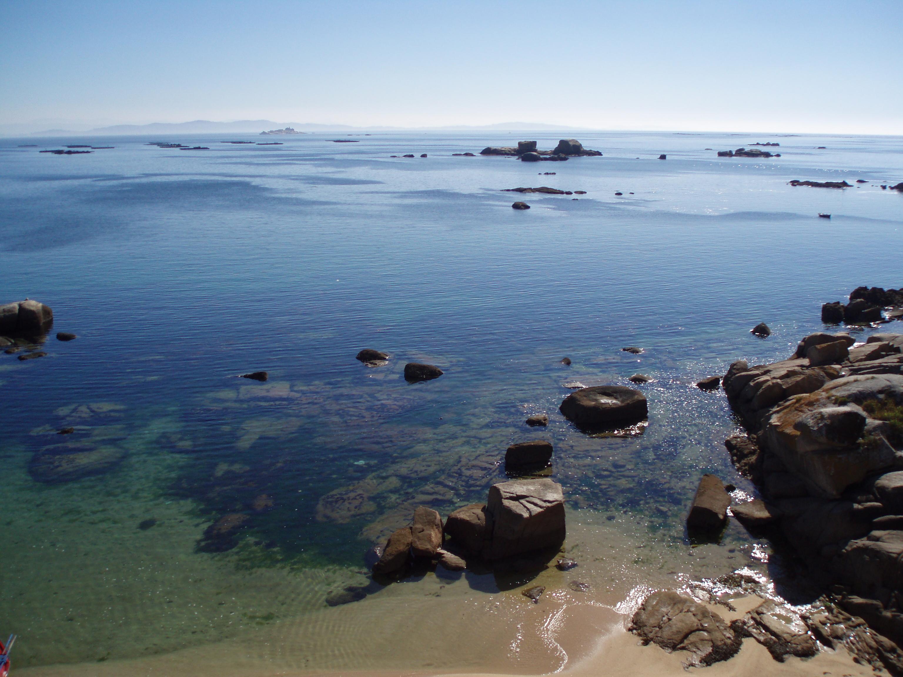 Foto playa O Baluarte / O Casqueiro. Pedras do Baluarte