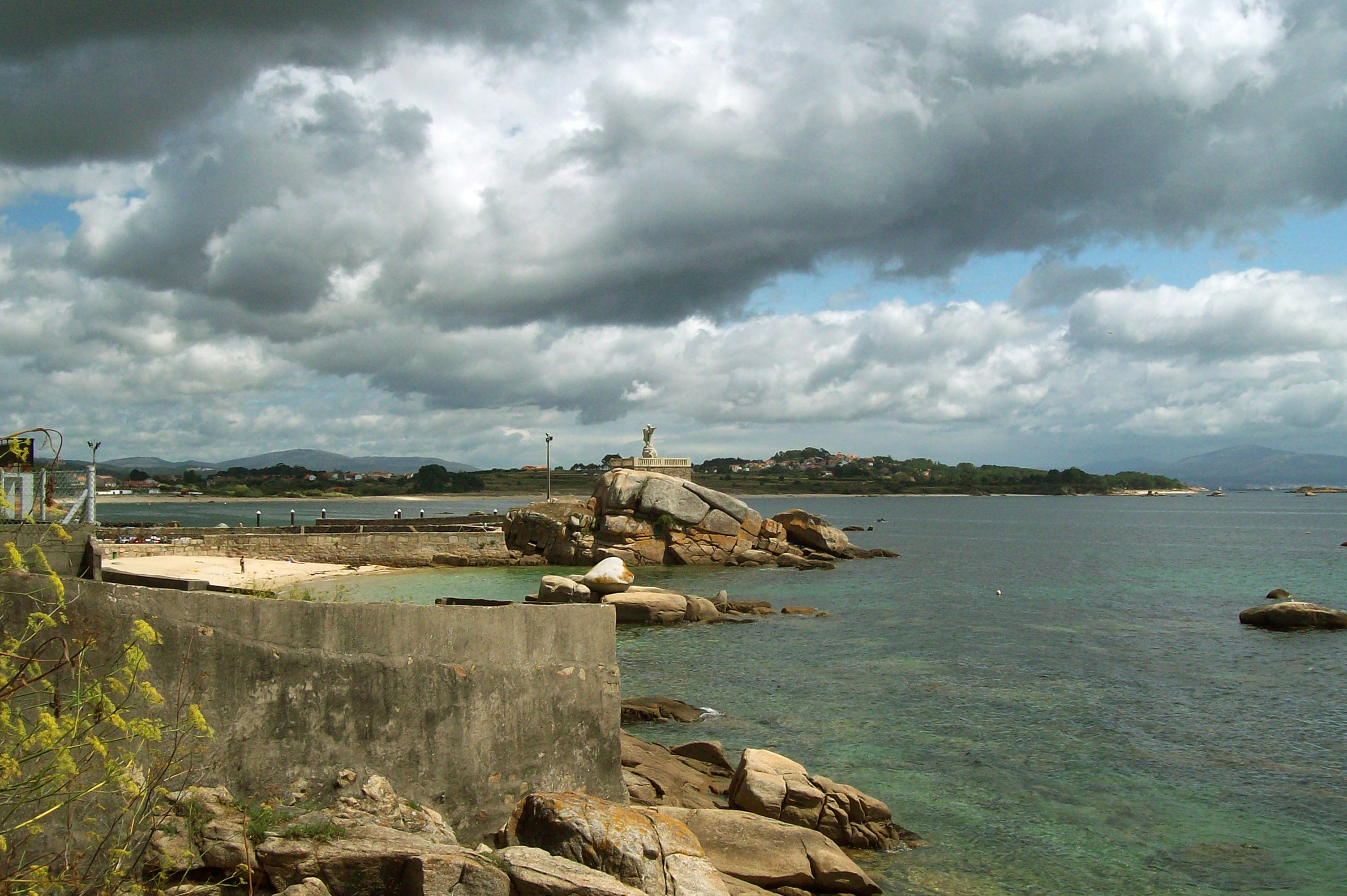 Foto playa Insuela. Palmeira, 3008008