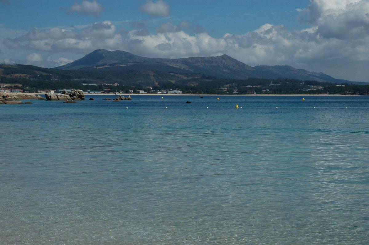 Foto playa Touro.