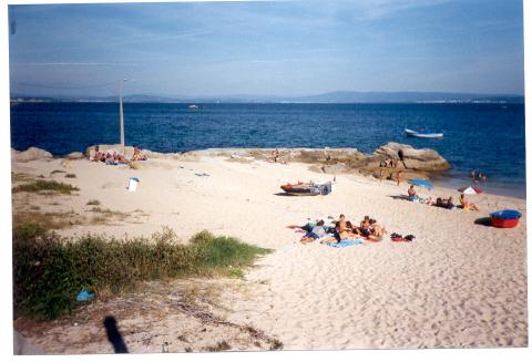 Foto playa Area Secada.