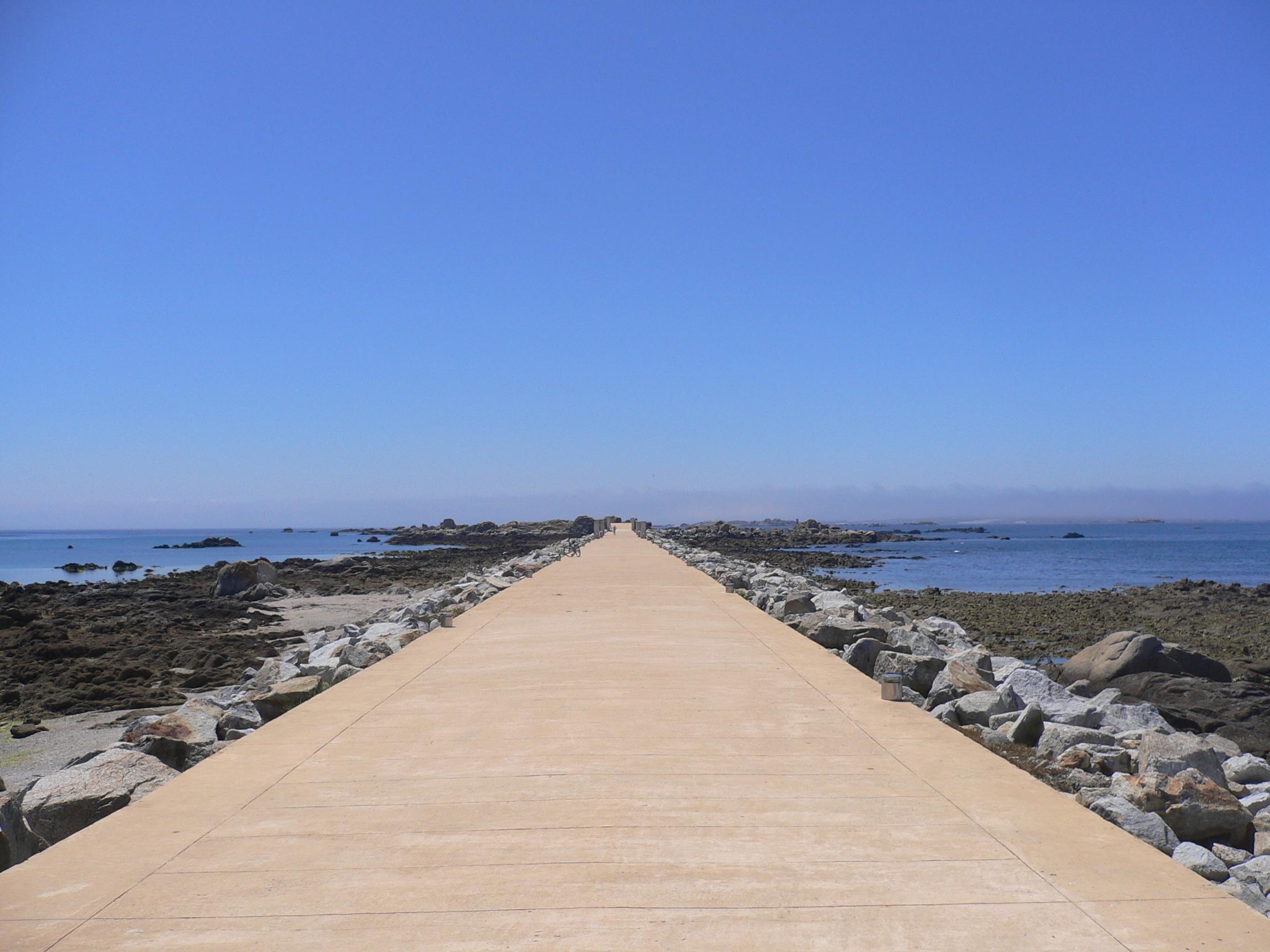 Foto playa Tasca. Aguiño