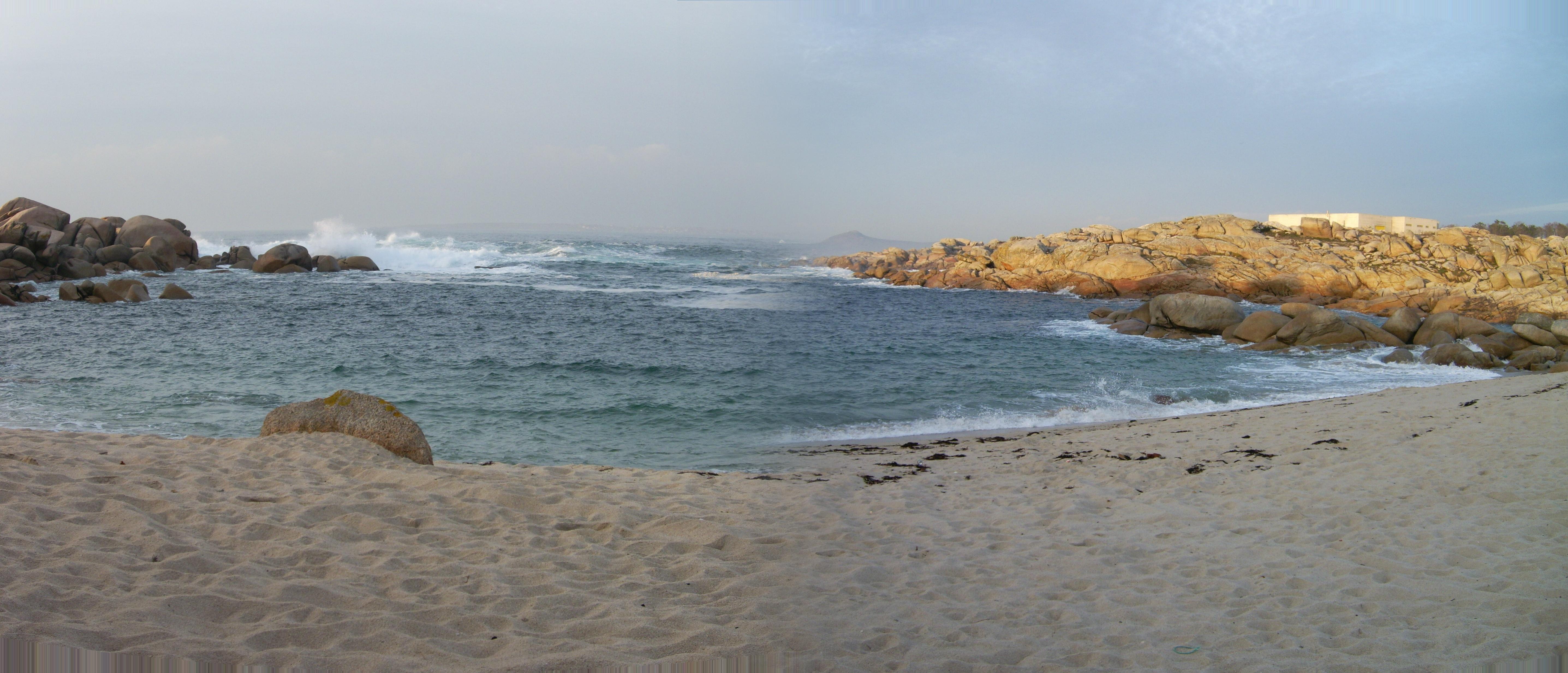Foto playa Area Basta. Praia de Area Basta