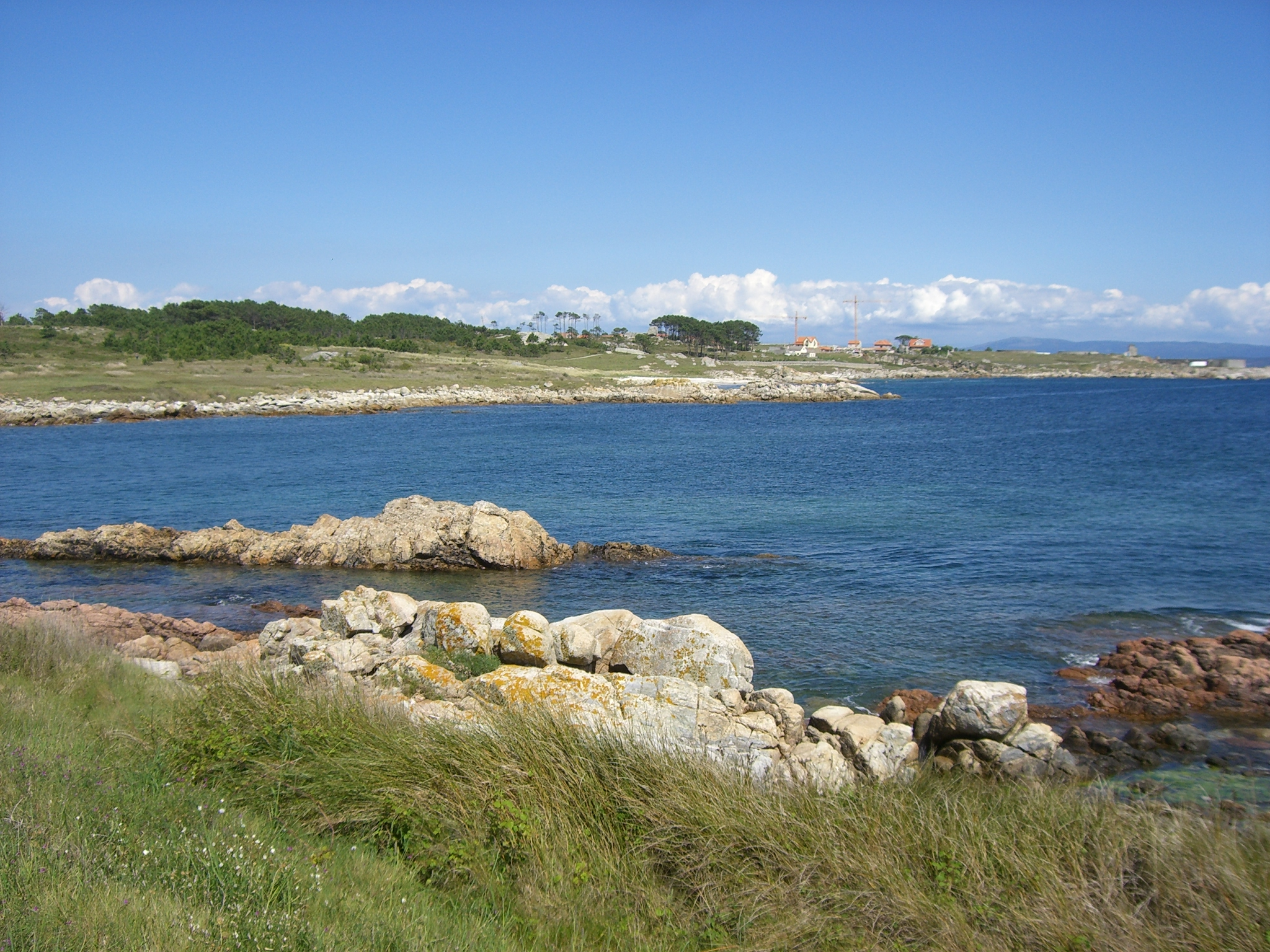 Foto playa Area Basta. pinisqueira