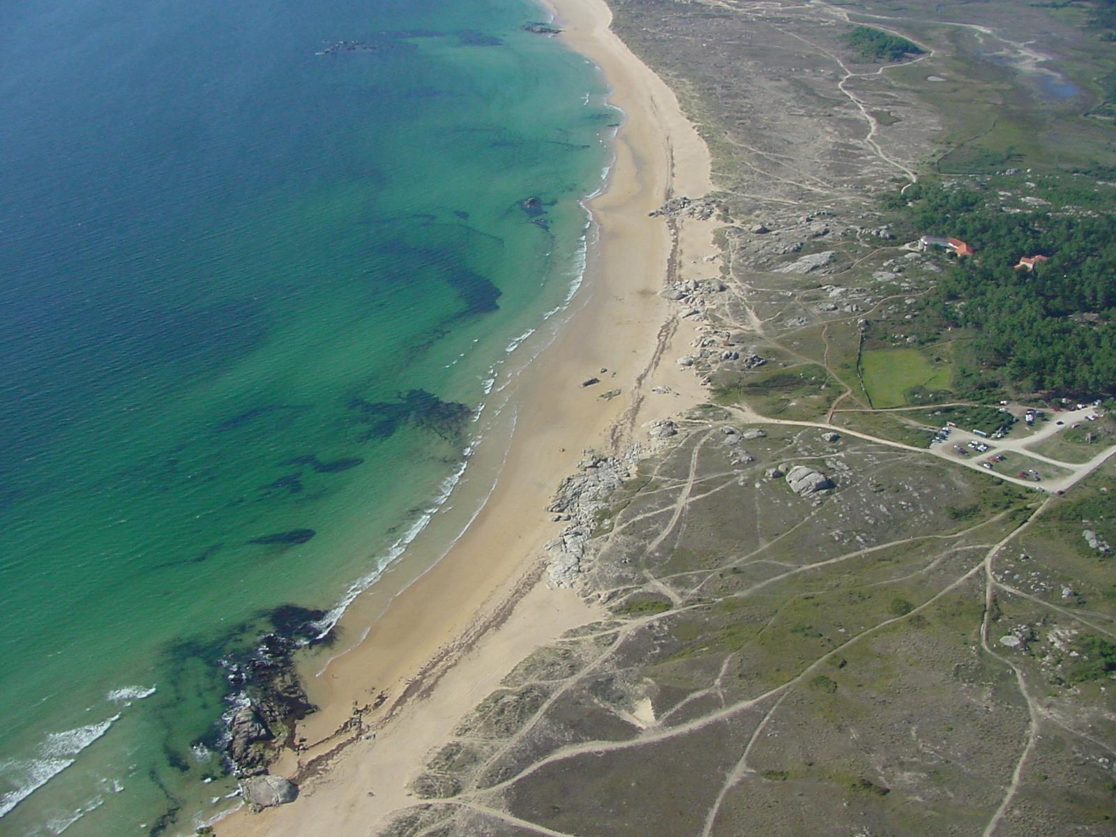 Foto playa Vilar / O Vilar. Praia do Vilar