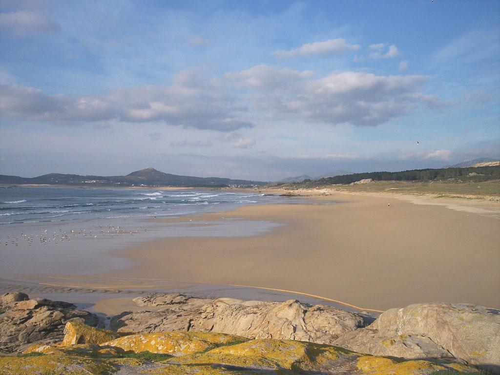 Foto playa Vilar / O Vilar. Praia de Anquieiro (Carreira)