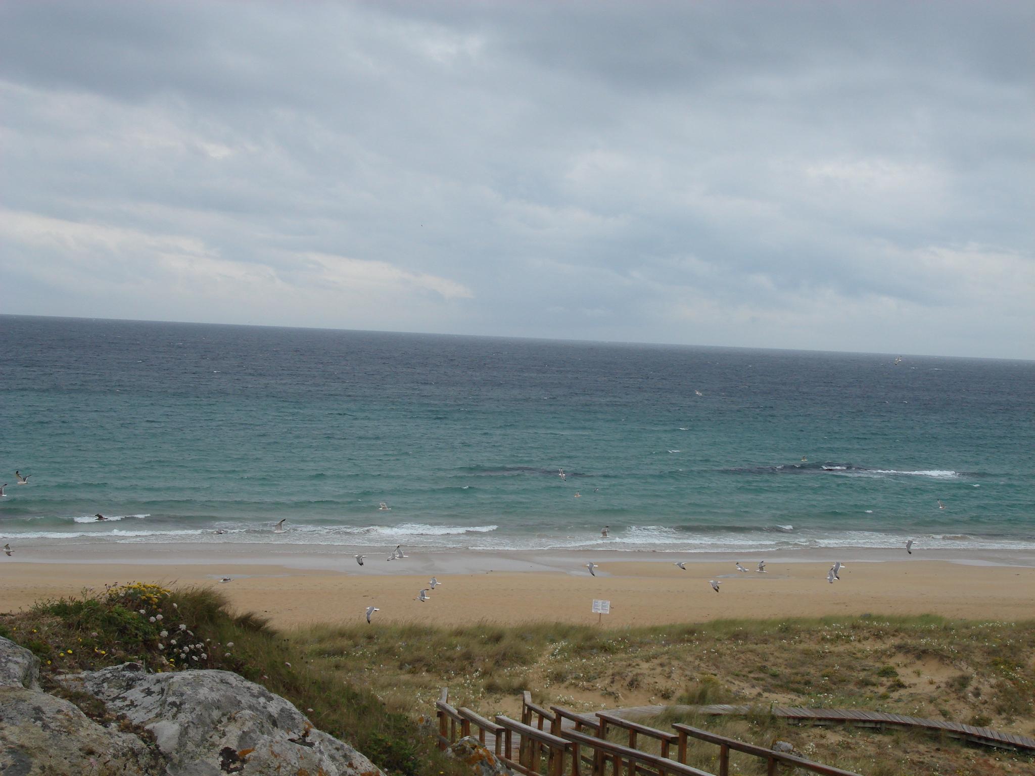 Foto playa Lagoa de Vixan / Anguieiro / Anguieira. CORRUBEDO 10