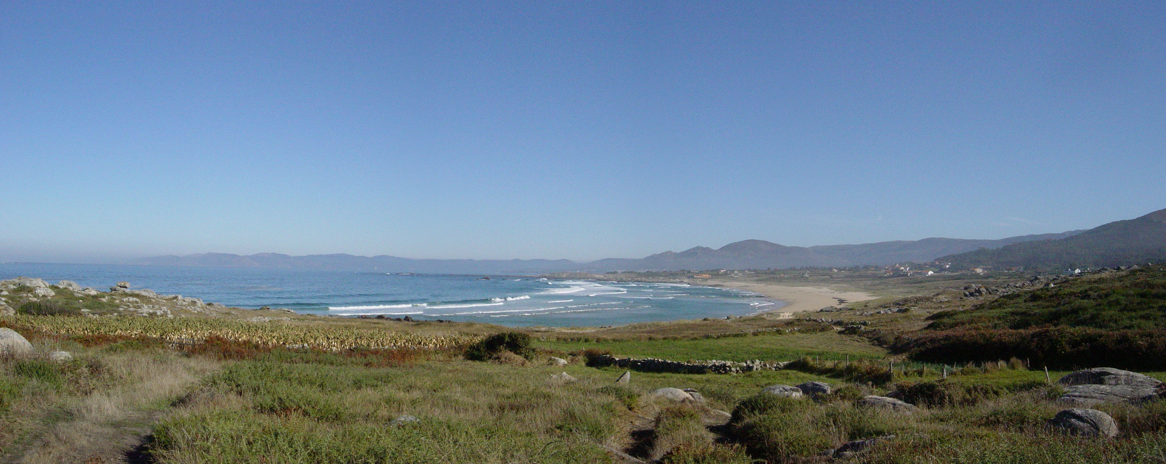 Foto playa Espiñeirido. Playa Espiñeirido