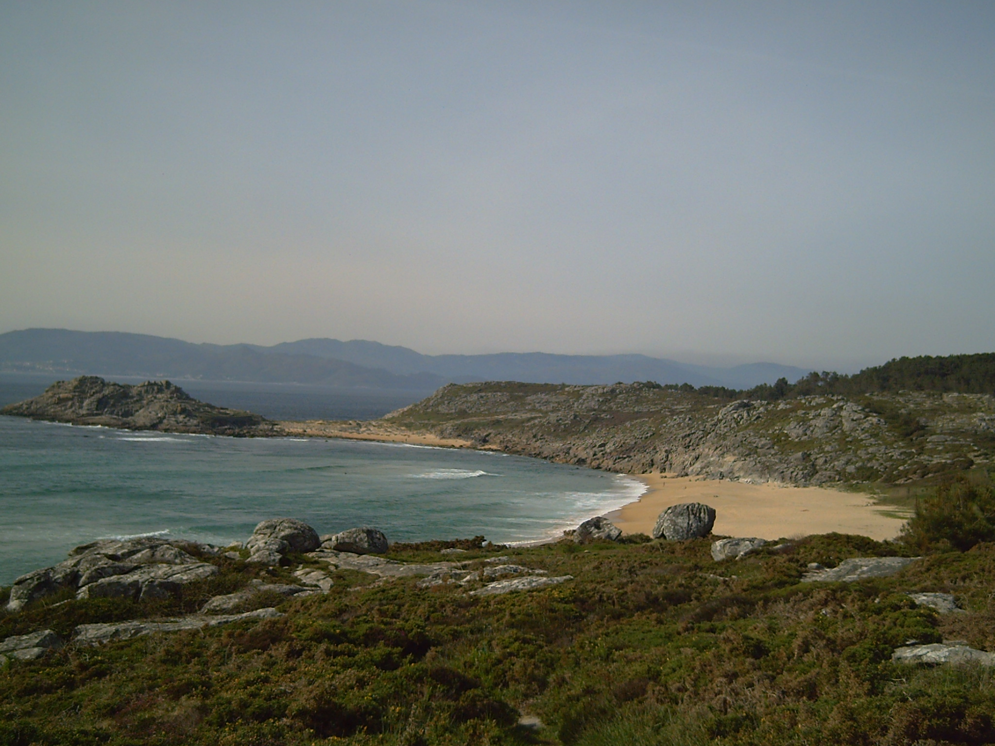 Playa Rio Maior / O Dique