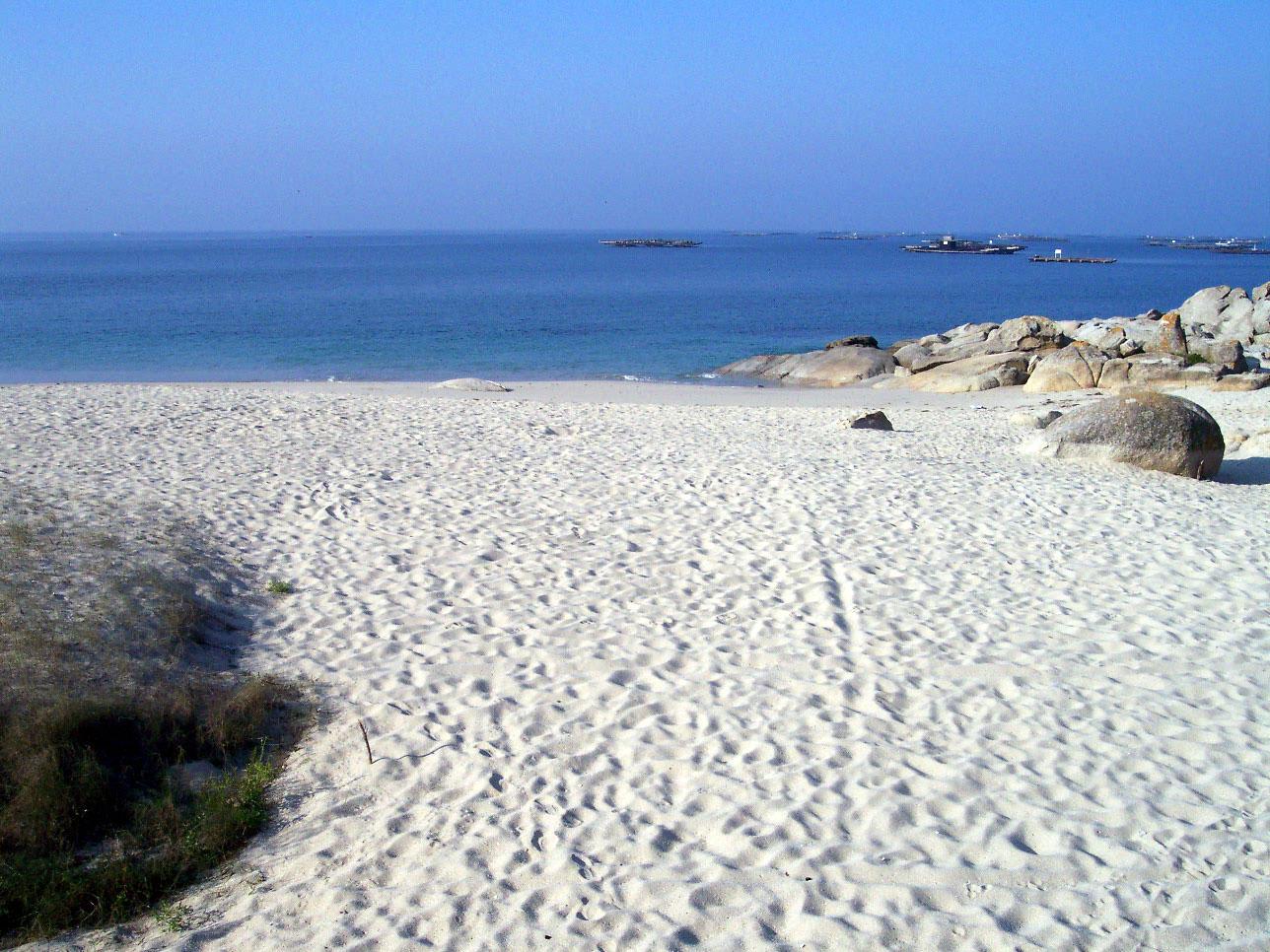 Foto playa Aguieira. Otra playa