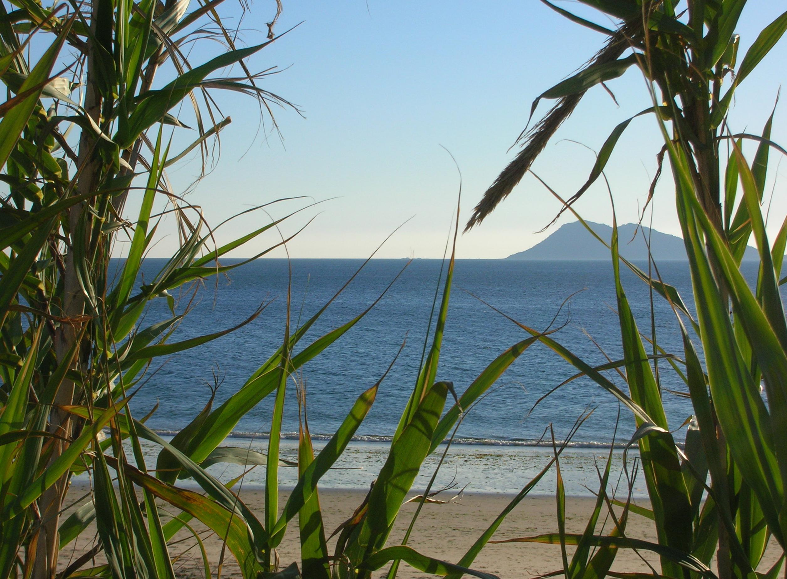 Foto playa Pozo Pequeña. Praia de Coira