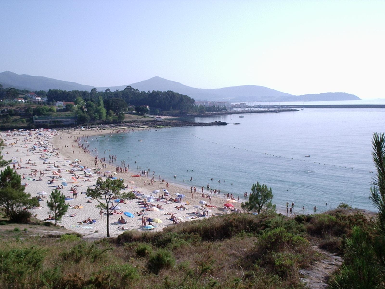 Foto playa Boa / Boa Grande. Praia Hornanda