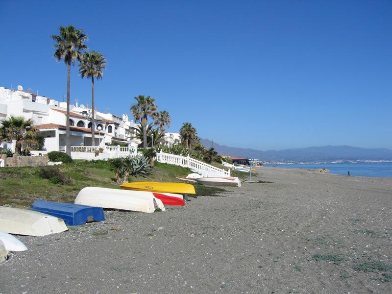 Foto playa Las Arenas. Playa Paraiso