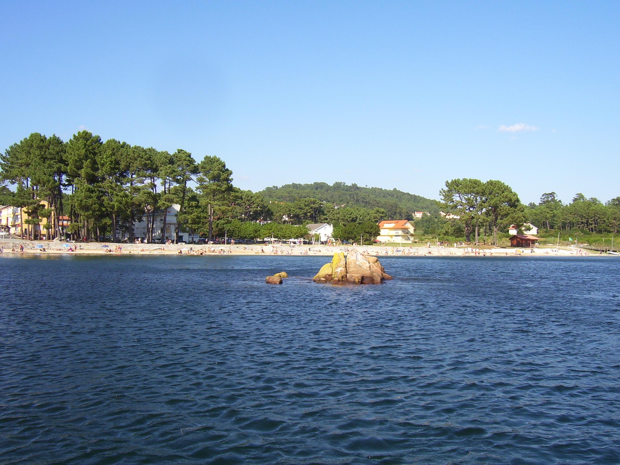 Foto playa Picouto / Picouso.