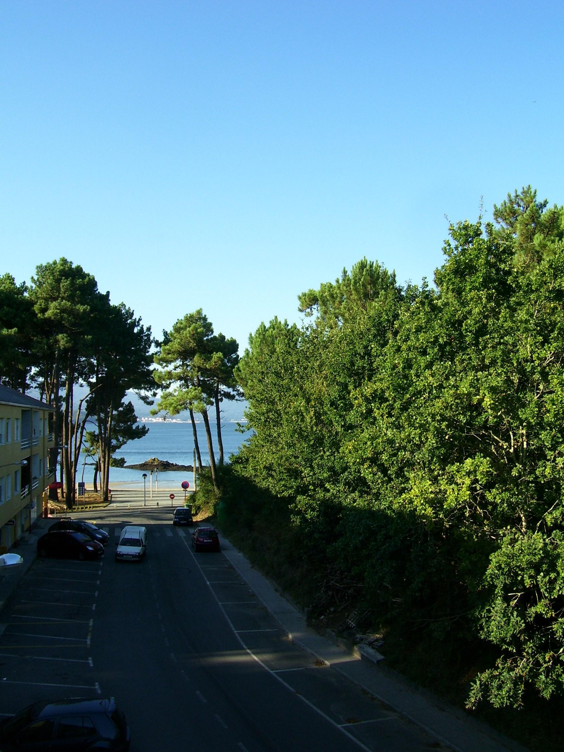 Foto playa Picouto / Picouso. Entrada a Praia de Broña