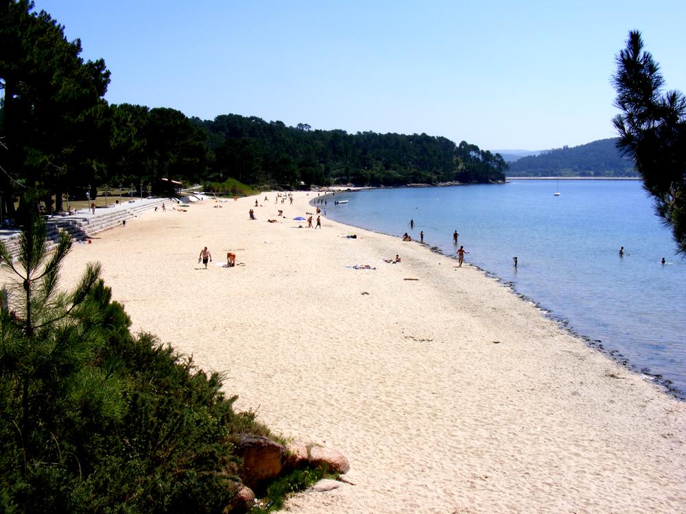 Foto playa Picouto / Picouso. Playa de Broña
