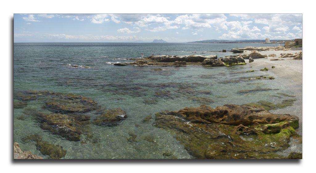 Foto playa Punta Chullera / Chullera. Transparencias
